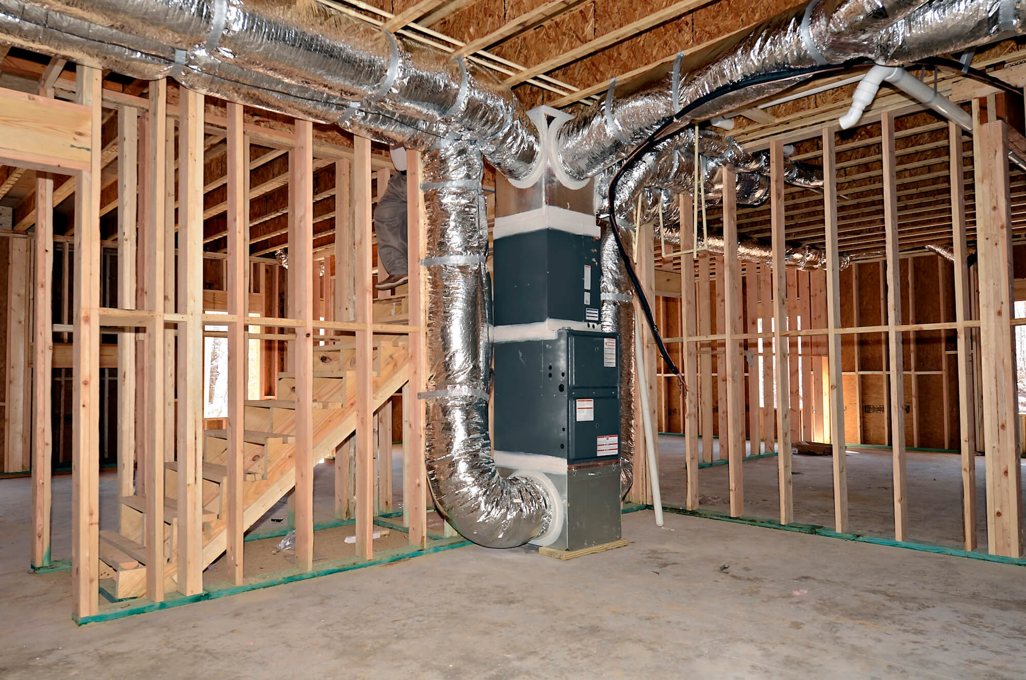 duct testing caz testing bakersfield