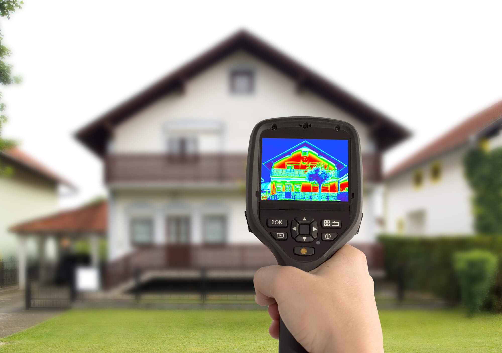 home energy audits bakersfield